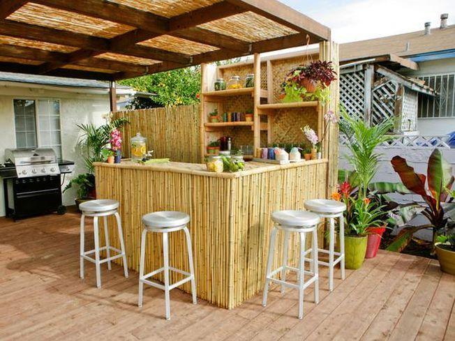 Alege barul perfect pentru terasa ta: 4 idei despre cum ar trebui sa arate