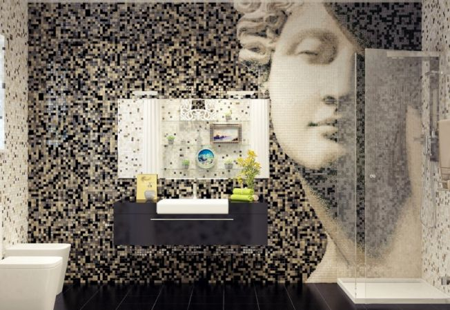 Proiect inedit: Decoreaza obiectele din casa cu resturi ceramice si de sticla colorata