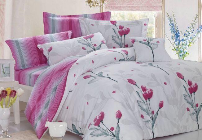 Lenjeria de pat perfecta: Iata pasii de urmat in alegerea acesteia