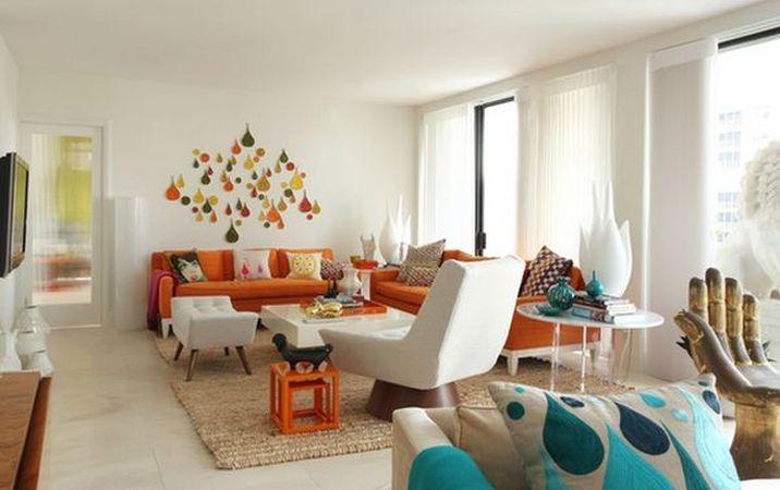 6 sfaturi pentru alegerea culorilor potrivite pentru casa ta