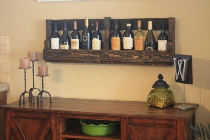 Rafturi pentru sticle de vin? Iata 6 idei interesante care sa te inspire
