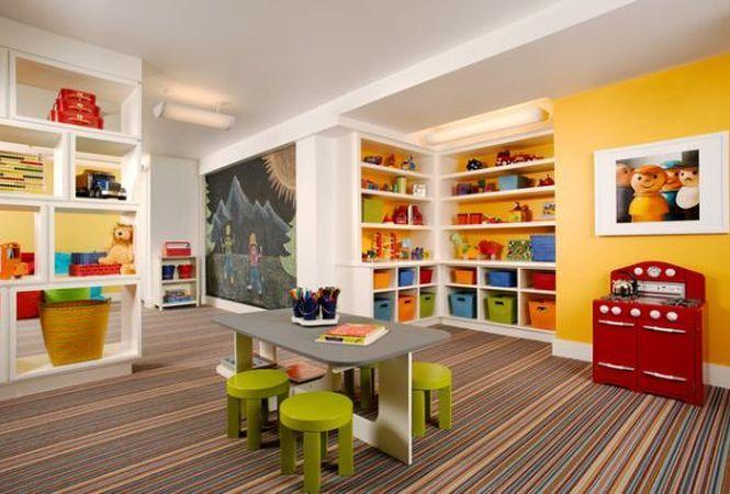Amenajeaza-i copilului o camera de joaca vesela. Iata 8 idei care sa te inspire
