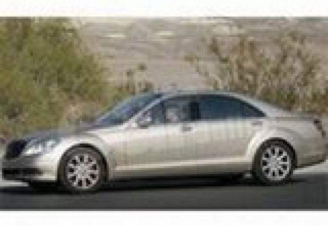Mercedes Clasa S Facelift