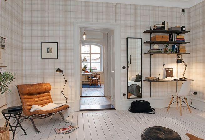 5 idei creative de decorare a casei cu tapet