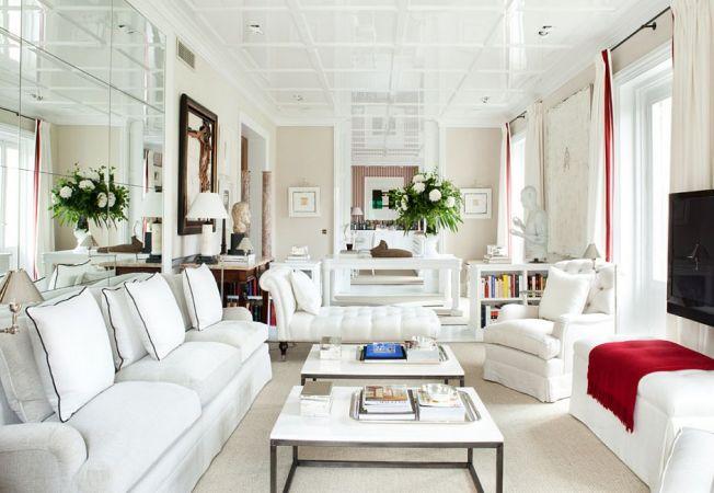 4 idei de decor pentru livinguri lungi si inguste. Tu ce preferi?