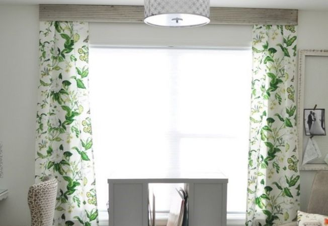 Vrei sa-ti creezi singur draperiile din casa? Iata trei idei simple si eficiente!