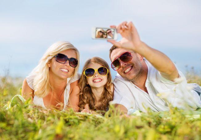 Cum sa faci poze senzationale cu copilul tau folosind un smartphone: mici secrete utile!