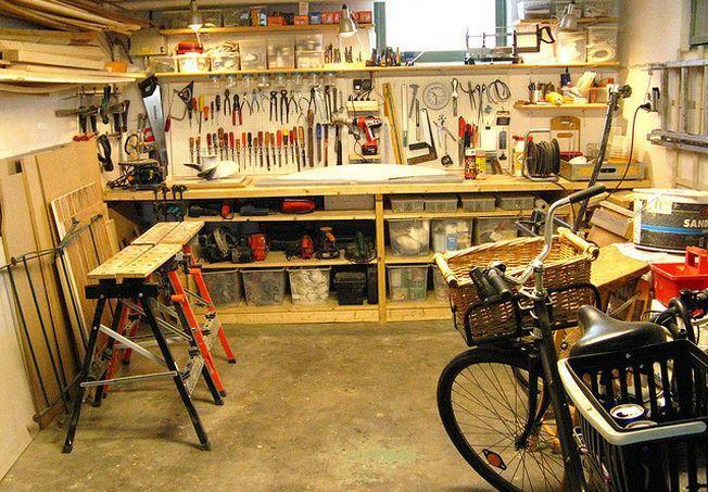 Fa curatenie in garaj! Iata cele 6 obiecte de care trebuie sa scapi urgent
