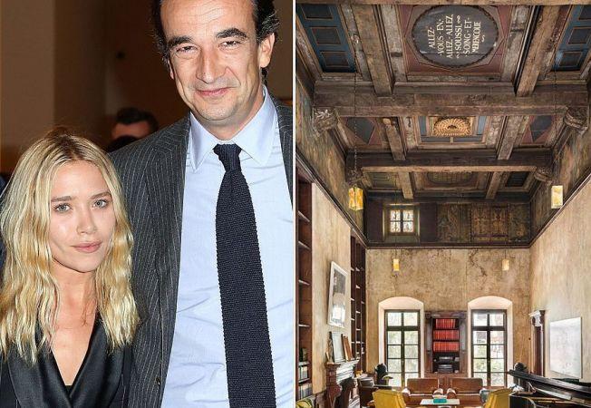 Case de vedete: Cuibusorul intim din New York al lui Olivier Sarkozy si Mary Kate Olsen