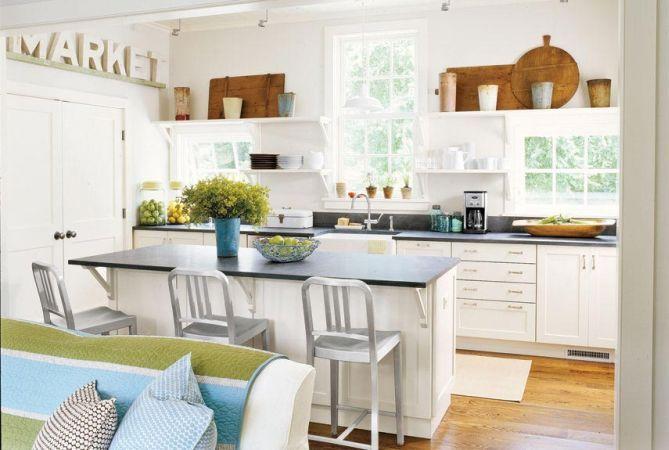 7 idei indraznete pentru a-ti decora bucataria vara aceasta