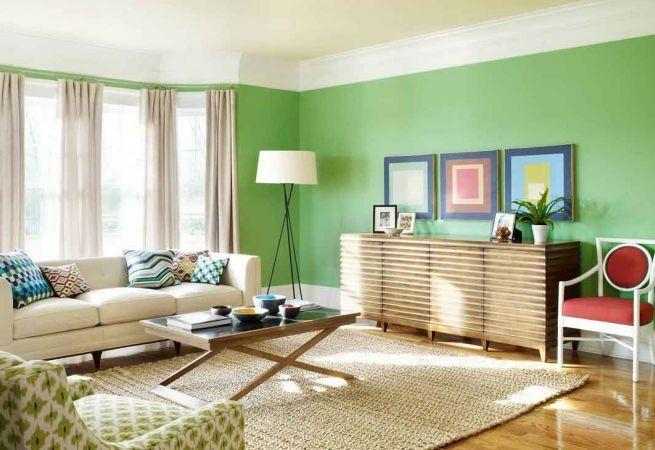 Ce spun culorile casei despre tine