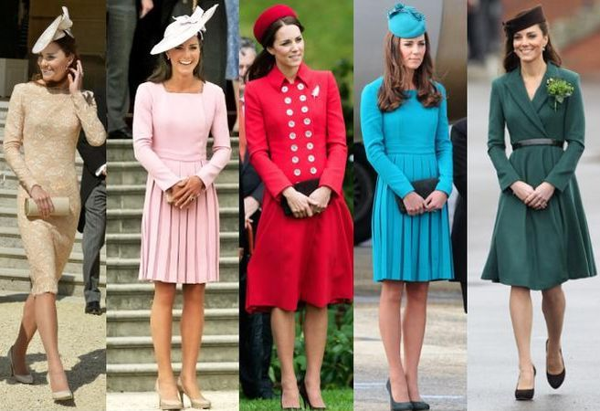 Garden Party? Invata de la Kate Middleton cum sa te imbraci