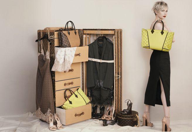 Gentile Louis Vuitton pentru aceasta vara: eleganta si rafinament in stil vintage