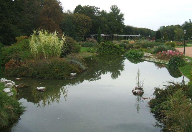 Cele mai frumoase gradini: Parc de la Tete d'Or, paradisul lyonez