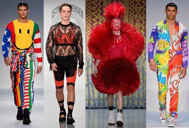 Top 10 cele mai ciudate haine pentru barbati propuse de designeri