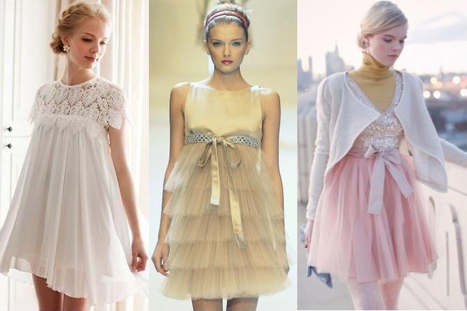 Cum sa porti cu stil rochia babydoll. Iata 8 modele de senzatie