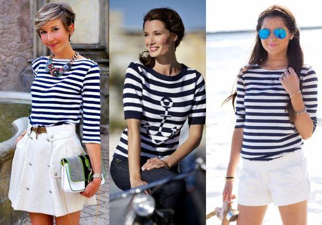Outfitul marinaresc, irezistibil!