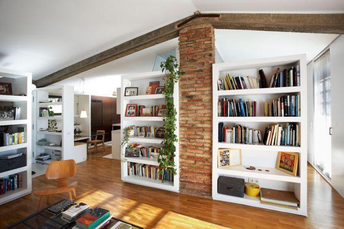 Ziduri de caramida cu stil. Invata cum sa folosesti peretele brut intr-un decor elegant
