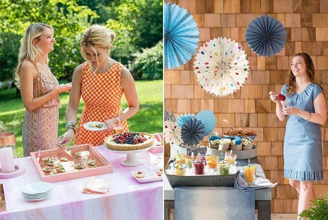 6 idei pentru organizarea unei petreceri reusite in aer liber