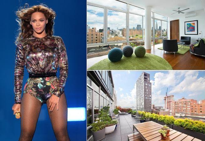 Case de vedete: Iata pe ce penthouse a pus ochii Beyonce in New York!