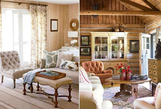 6 moduri inspirate de a pune in valoare peretii de lemn