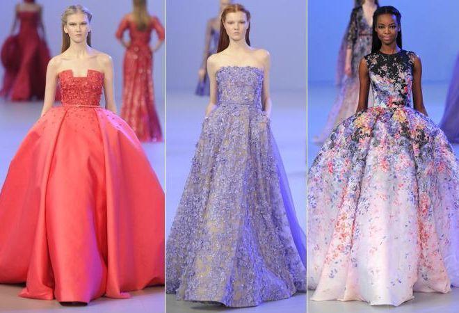 Printesa din povestile moderne imbraca rochiile Elie Saab