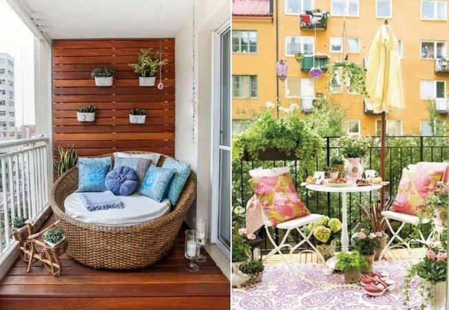 5 elemente care nu trebuie sa lipseasca din decorul unui balcon