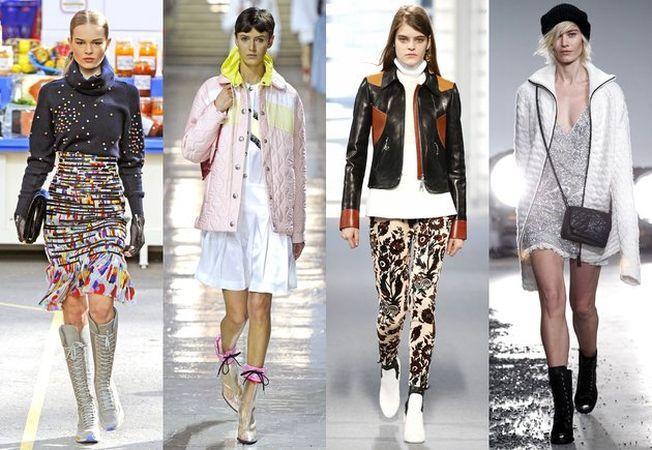 Toamna 2014 in viziunea marilor designeri: modele practice si stil eclectic