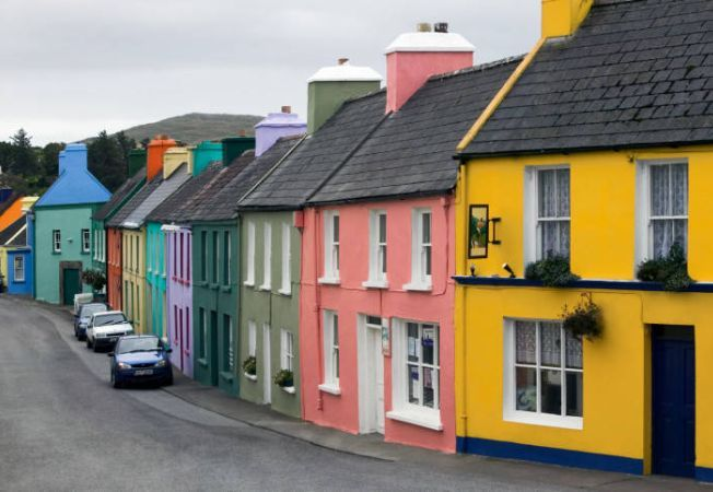 Invata cum sa alegi culoarea in care vopsesti exteriorul casei