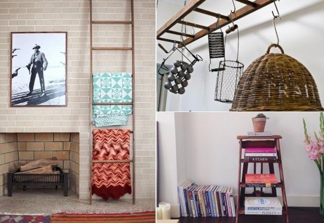 7 moduri impresionante de a folosi scarile ca piese de decor