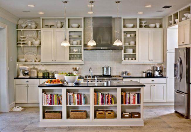 5 solutii pentru o bucatarie cat mai organizata