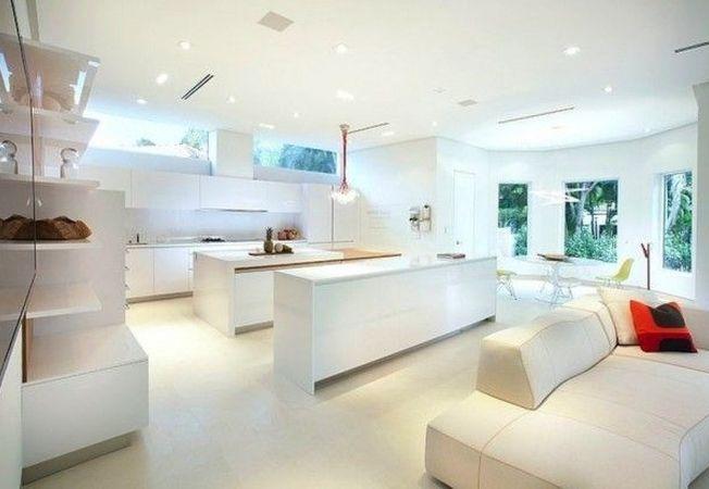 Avantajele si dezavantajele unei case all-white