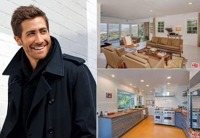 Case de vedete: Jake Gyllenhaal, baiat de casa de 3,5 milioane de dolari