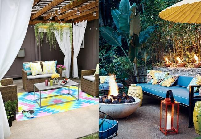 Pastreaza confortul pe terasa in zilele racoroase. 8 sfaturi pretioase