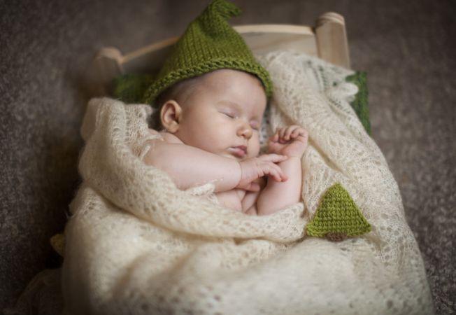 Cum ajuti bebelusul sa adoarma mai usor: 4 trucuri cu succes garantat