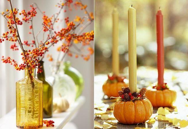 Adu toamna la tine in casa cu aceste decoratiuni  minunate de sezon
