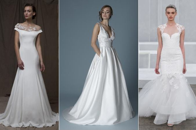 Ce rochie de mireasa ti se potriveste in functie de forma corpului