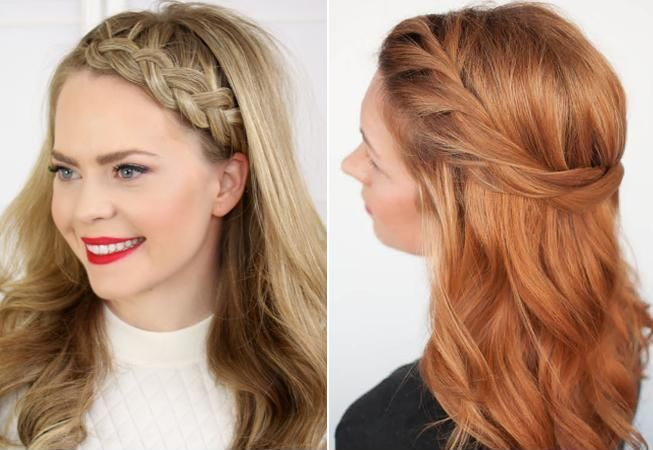 Coafuri: 5 moduri de a-ti face o coronita cu parul