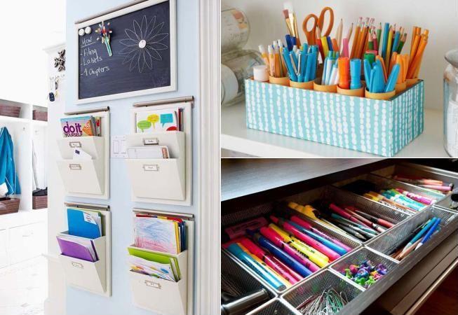 Invata sa iti organizezi singur biroul de acasa. 7 solutii utile