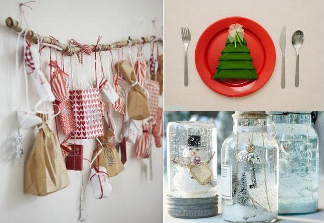5 decoruri handmade de Craciun gata in mai putin de o ora