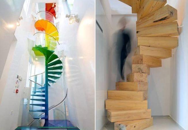 7 scari interioare care iti dau fiori