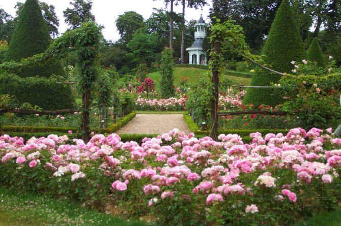 Cele mai frumoase gradini: Le Parc de Bagatelle, bijuteria botanica a Parisului