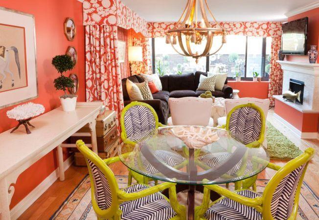 6 combinatii perfecte de culori pentru o casa vesela si plina de viata