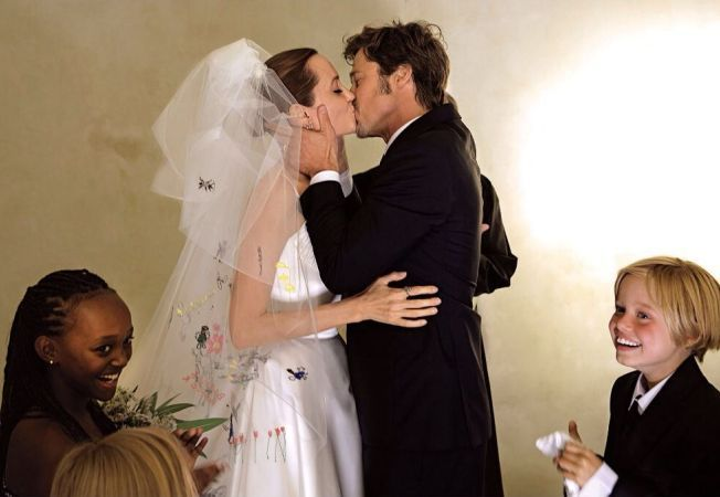 Iubire de poveste. Angelina si Brad Pitt, dovada ca exista relatii perfecte