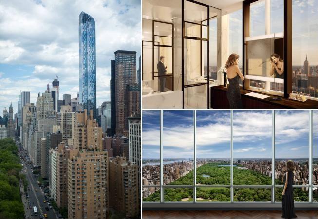 Asa arata cel mai scump apartament! A fost vandut cu 100 de milioane de dolari