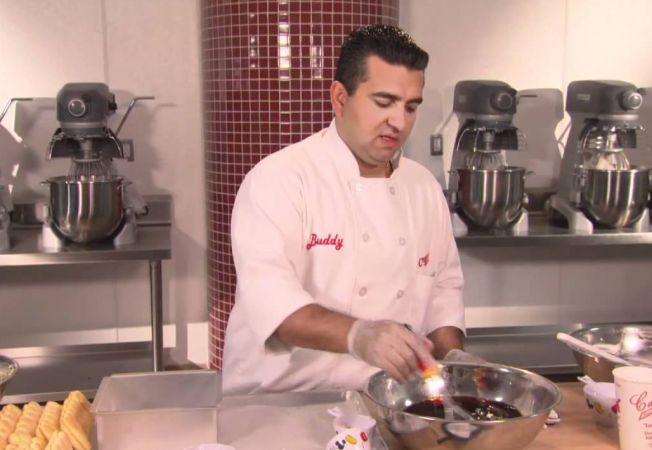 Bucatari celebri: Invata de la Buddy Valastro cum sa faci cel mai delicios tiramisu
