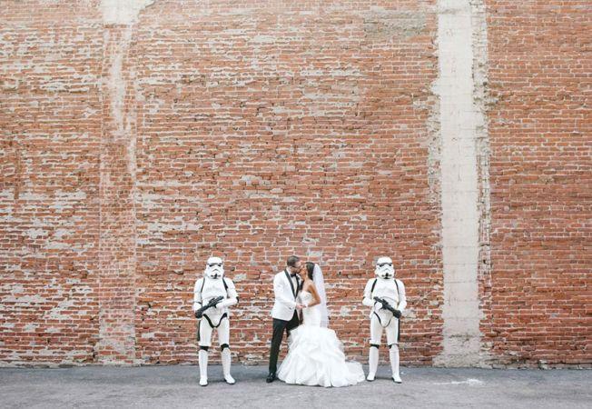 nunta Star Wars  1