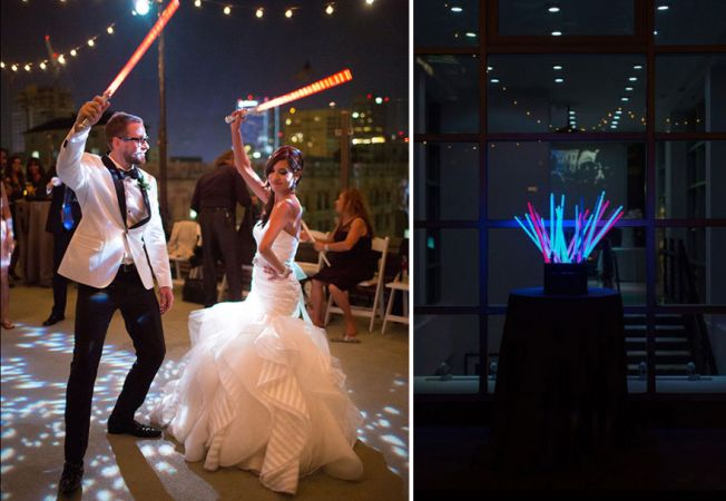 nunta Star Wars  2