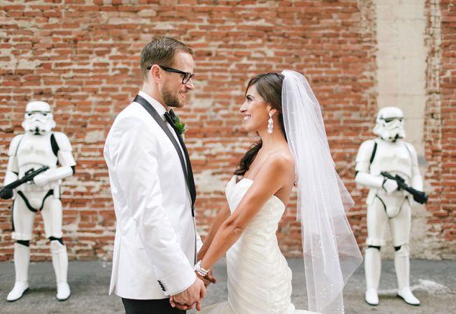 nunta Star Wars  7