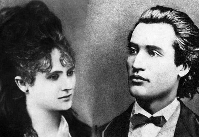 """Mihai Eminescu, amantul feroce. Cum si-a trait iubirea """"poetul nepereche"""""""